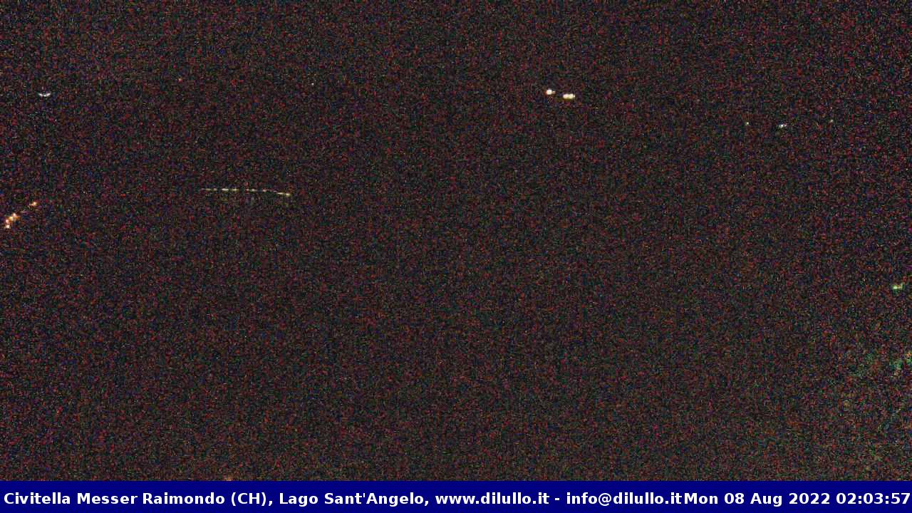 Webcam Civitella Messer Raimondo CH - Lago S. Angelo